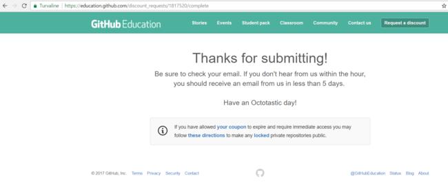 GitHub tudengipaketi taotlemine (Kädi-Kristlin Miggur) - EIK